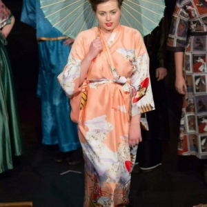 Vintage Goes East - My collection of vintage nightwear for Norwich Fashion Week 2015