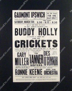 Buddy Holly Ipswich